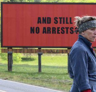 """""""Tres anuncios por un crimen"""" llega a los Oscar 2018 como gran favorita"""