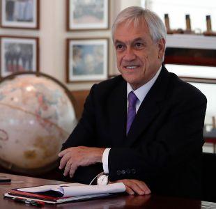 Piñera en aniversario de Chile Vamos: Pocas coaliciones han logrado tanto en tan poco tiempo