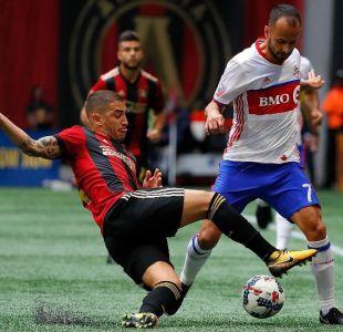 No quieren que vaya a Colo Colo: Atlanta United descartó la salida de Carlos Carmona