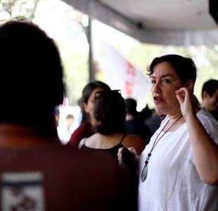 Beatriz Sánchez: Una guerra de personalidades dentro del Frente Amplio sería muy nefasta