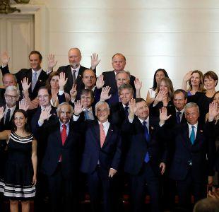Gabinete de Piñera debutará con el desafío de hacerse conocido