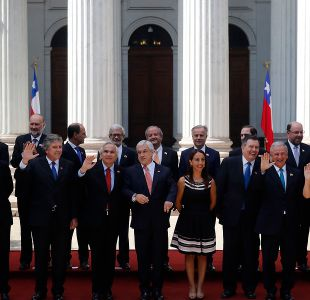 Sebastián Piñera prepara primer cónclave con ministros y Chile Vamos