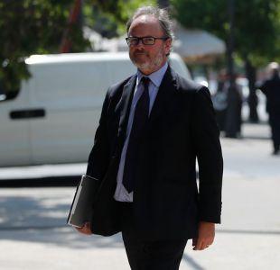Bernardo Larraín descarta posibilidad de asumir presidencia de la CPC