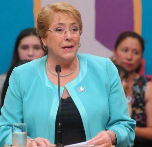 Presidenta Bachelet llega este miércoles a la Araucanía