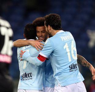 La Lazio golea al Udinese y se coloca tercero en la Serie A de Italia