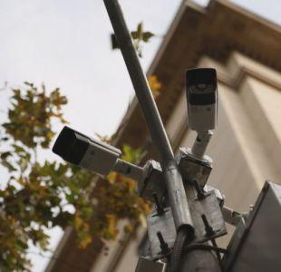 [VIDEO] Nuevo sistema de cámaras comenzará a funcionar en la Alameda