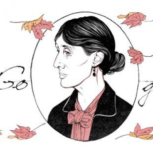 Google destaca a Virginia Woolf por el aniversario de su nacimiento