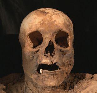 Científicos descubren que canciller de Reino Unido desciende de una momia hallada en Suiza