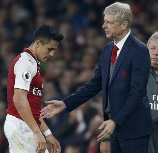 Arsene Wenger asume responsabilidad por ausencia de Alexis a control antidopaje