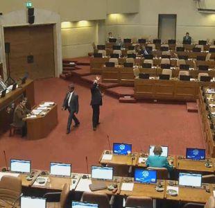 [VIDEO] Cámara de Diputados prepara la llegada de más parlamentarios