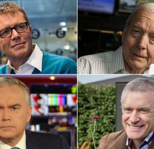 ¿Por qué 4 presentadores estrella de la BBC aceptaron que les bajen el sueldo?