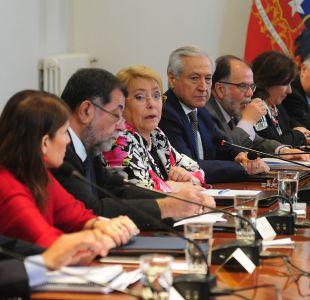 Bachelet en Consejo de Gabinete: Nuestra obligación es gobernar hasta el último día