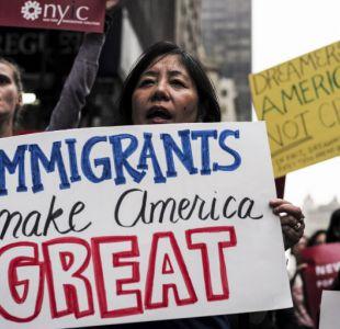 """Gobierno de Trump abre vía para naturalizar a 1,8 millones de """"Dreamers"""""""