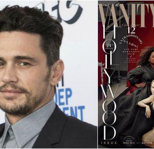James Franco es removido de la foto de Vanity Fair