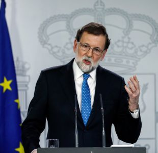 Gobierno español recurre a la justicia para impedir que Puigdemont presida Catalu