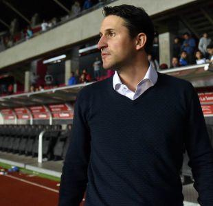 """Beñat San José valora el trabajo de Mario Salas: """"Se nota la buena mano del técnico anterior"""""""