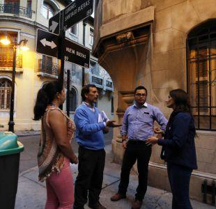 Municipalidad de Santiago empadronará a vecinos afectados por la Fórmula E