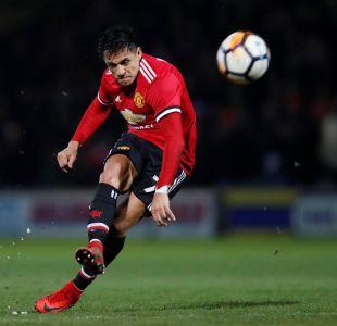 [Gol a Gol] Alexis debutó con una asistencia en triunfo del United por Copa FA