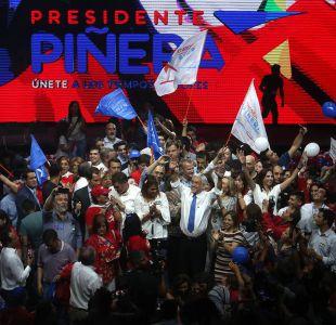 Candidatos presidenciales declararon más de 9 mil millones de pesos en gastos