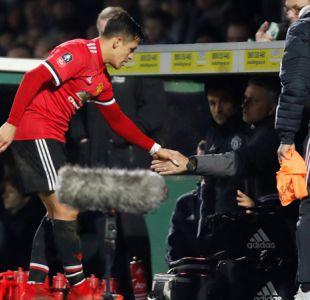 """Mourinho elogia asistencia de Alexis en su estreno: """"Nos dará madurez y clase extra"""""""