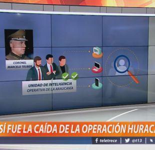 [VIDEO] Así fue la caída de la operación Huracán