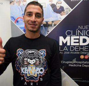 Colo Colo oficializa la llegada de Carlos Carmona y suma a su segundo refuerzo