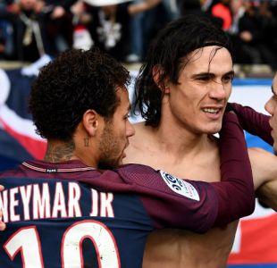 Cavani se convierte en el máximo goleador de la historia del PSG