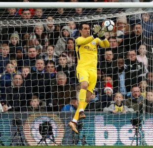 Claudio Bravo sigue triunfando con el City y pasa a octavos de la FA Cup