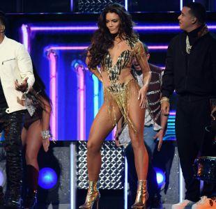 Luis Fonsi y Daddy Yankee vuelven a interpretar juntos Despacito en los premios Grammy