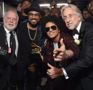 Ganadores de los Grammy 2018 en las principales categorías