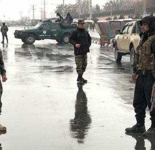 Al menos 9 muertos en ataque contra el Ejército afgano en Kabul