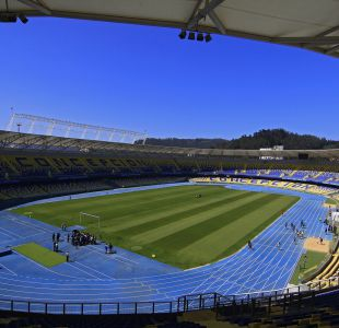 [FOTOS] Autoridades inspeccionan el Ester Roa para duelo por Copa Libertadores