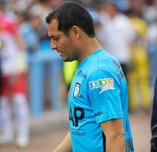 """Manuel Villalobos piensa en el retiro: """"Voy a esperar hasta que cierre el libro de pases"""""""