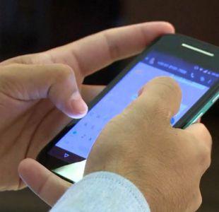 [VIDEO] Se registra una explosiva venta de celulares usados
