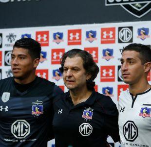 [VIDEO] Colo Colo presenta a Carmona pero Guede no se conforma y quiere a dos fichajes más