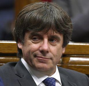 Aplazan investidura de Puigdemont como presidente de Cataluña
