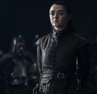 ¿Sobrevivirá a la Gran Guerra? Maisie Williams revela su última escena en Game of thrones