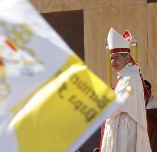 [VIDEO] El Papa acepta tres renuncias, entre ellas la del obispo Juan Barros