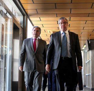Moreira arremete contra ex fiscales Gajardo y Norambuena tras salida alternativa en caso Penta
