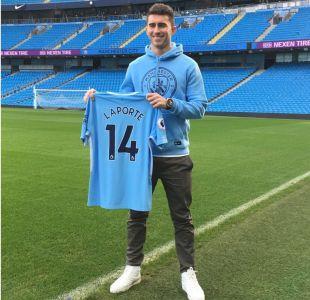 El segundo más caro de la historia: Manchester City oficializa al defensa Aymeric Laporte
