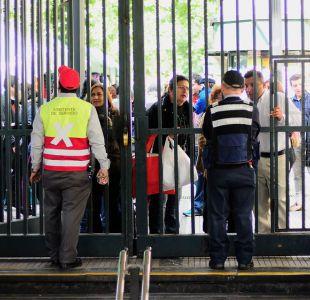 Metro repone servicio tras cierre de tres estaciones de Línea 5