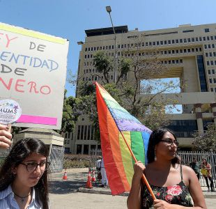 [EN VIVO] Cámara de Diputados discute Ley de Identidad de Género
