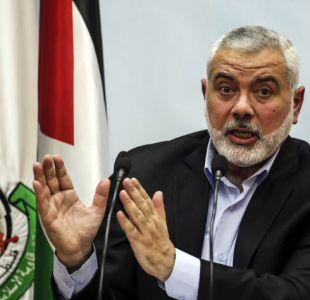 EE.UU. pone al jefe de Hamas en lista negra de terroristas