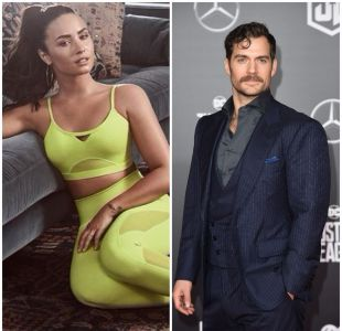 El curioso intercambio de likes entre Demi Lovato y el actor de Superman en Instagram