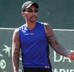 [VIDEO] Marcelo Ríos ensucia la Copa Davis con sus insultos contra la prensa
