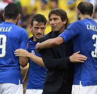 Antonio Conte del Chelsea es el favorito para hacerse cargo de la selección de Italia