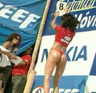 [VIDEO] Fin de una era: se acaba el concurso de Miss Reef