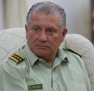 Operación Huracán: General Villalobos declaró como testigo ante fiscal Palma