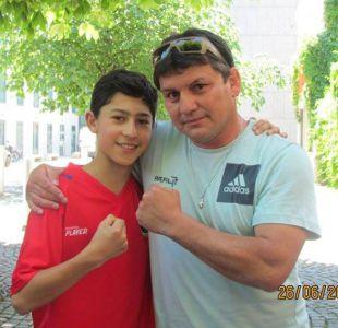 Villarrica llora la partida de Matías, el campeón mundial fallecido en Argentina