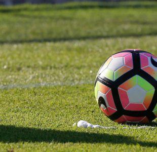 ANFP autoriza minuto de silencio en todo el fútbol chileno por tragedia de menores